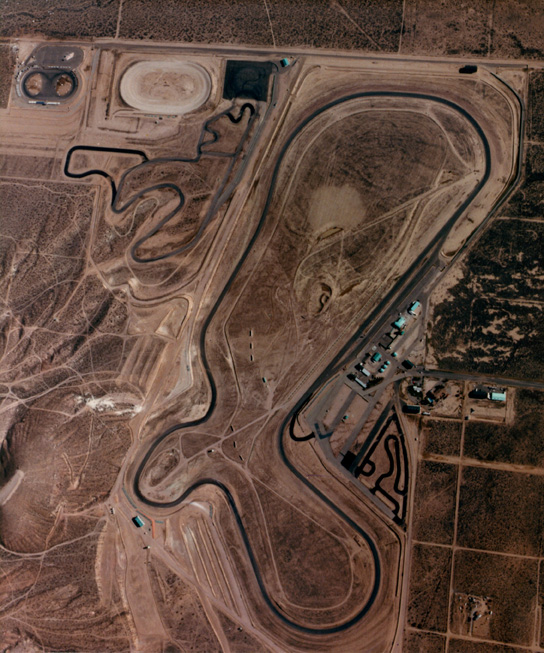 Willow Springs Track