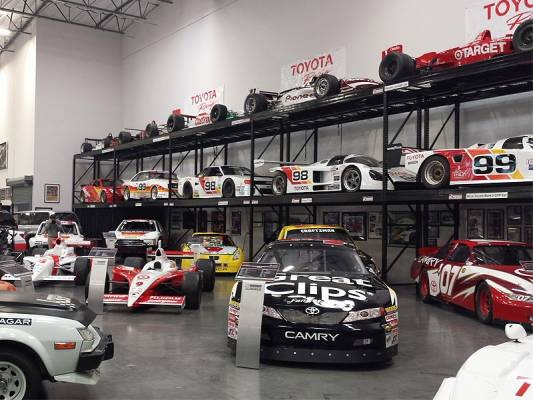 Cool things you will find at the Toyota Museum