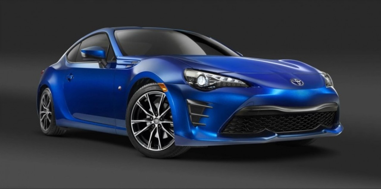 86'd: FR-S to become the Toyota 86 in 2017