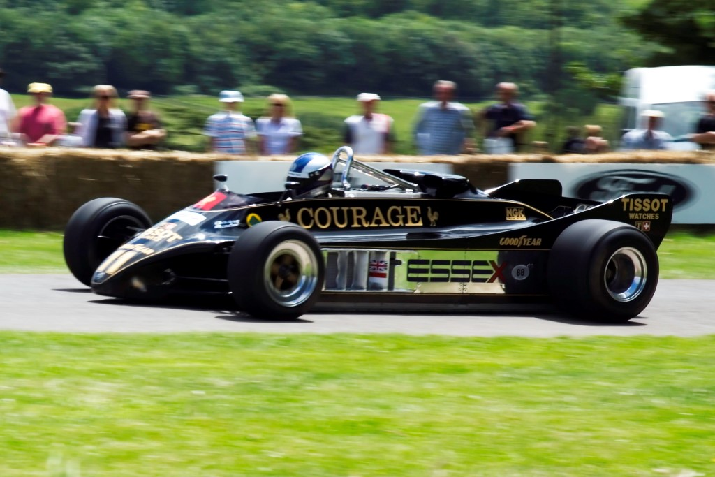 Lotus Cosworth 88B Custom